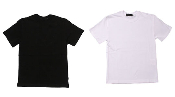 Plain T-Shirts (Black & White)