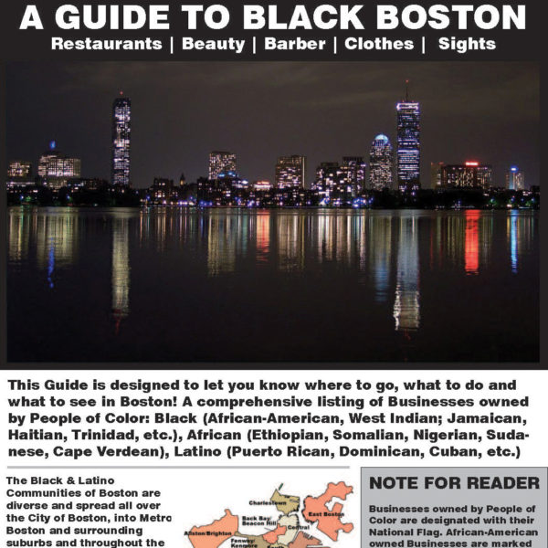 Blackstonian: Guide to Black Boston