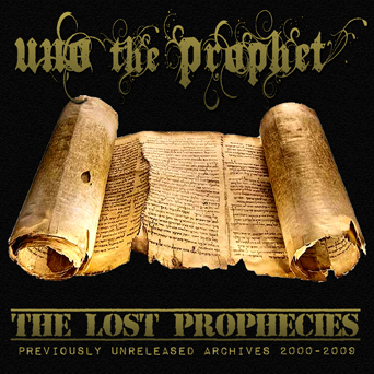 Lost Prophecies (Front)