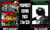Prophecy Combo Pack - 2 for $20