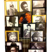 Framed Black History
