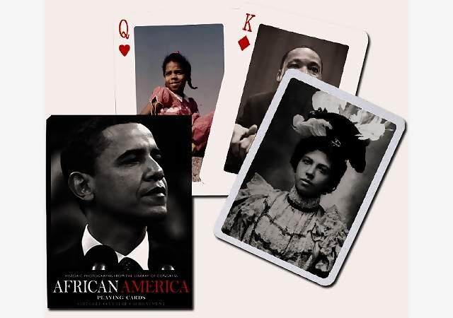 Barack Obama Playing Cards