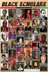 Black Scholars Poster