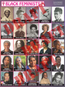 Black Feminists Poster