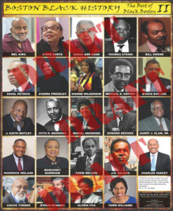 Boston Black History Poster II