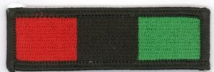 RBG Stripes Patch 1