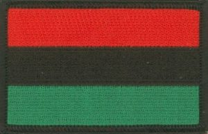 RBG flag patch 1